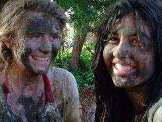 mud-girls