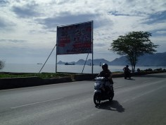 Beach Road, Dili, June 14