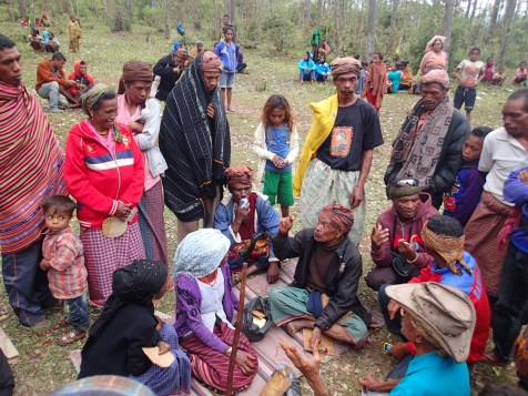 Maulelo discussion (G. Howell 2014)