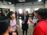 Gillian Howell - Community Music Workshop, Beijing 5