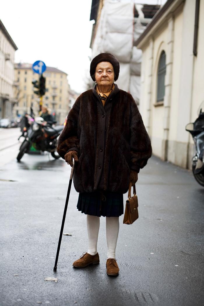 old women musie