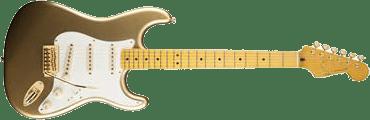 Squier Classic Vibe Stratocaster® `60th Anniversary, Maple Neck Aztec Gold 030-3060-578