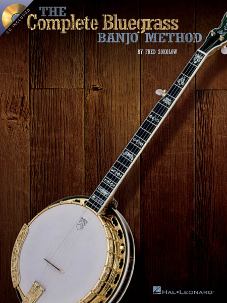 Fred Sokolow: The Complete Bluegrass Banjo Method – musik-butik