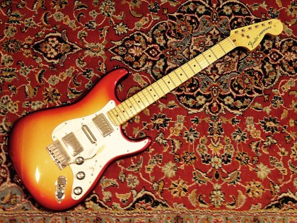 Fender Jeff Beck Signature USA Body