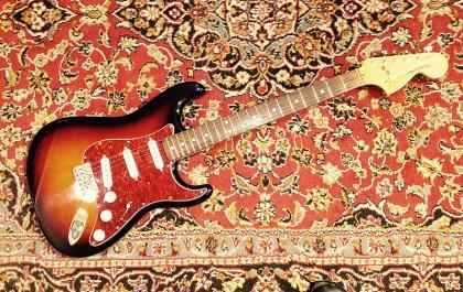 Fender John Mayer Signature USA Body