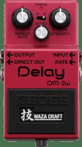 BOSS Waza DM-2W Analog Delay