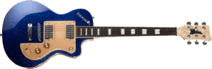 Italia Guitars Maranello blue pearl