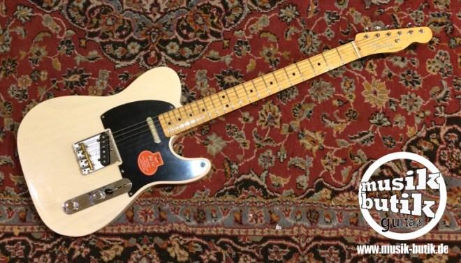 Fender Classic Player Tele Baja WBL FSR 1