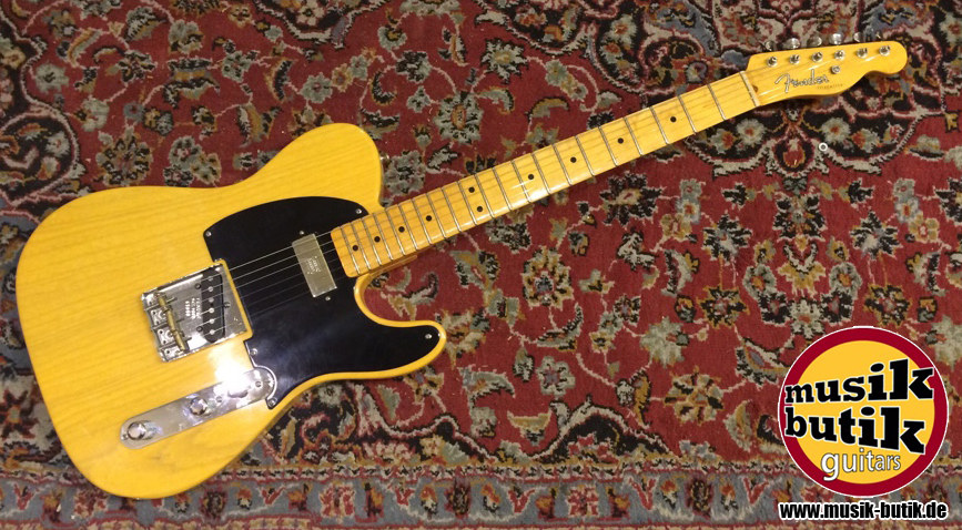 Fender 52 American Vintage Telecaster Hot Rod