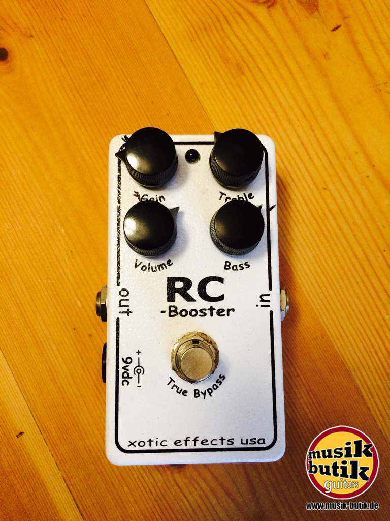 XOTIC RC-Booster