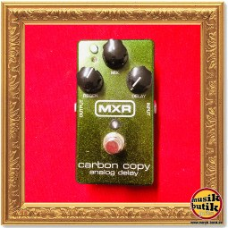 MXR M169 - Carbon Copy Analog Delay GEBRAUCHT 1
