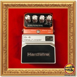 DigiTech Hardwire DL-8 Delay Looper 1