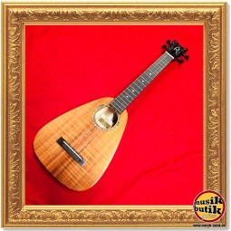 Romero Creations Tiny Tenor Koa 1