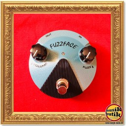 Dunlop FFM3 - Jimi Hendrix Fuzz Face Mini Distortion 1