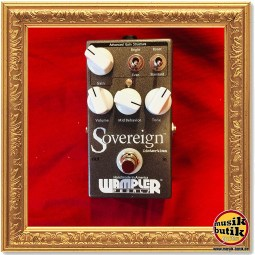 Wampler Sovereign Distortion 1
