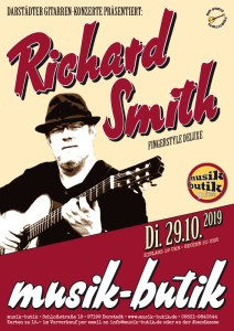 Plakat A2 Richard Smith 2019