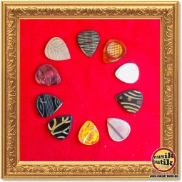Stanford Guitar Picks Mixed Pack (10 Stück)