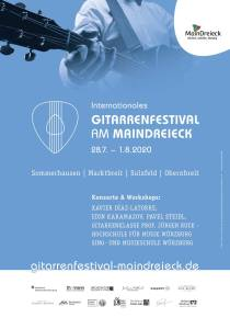 Gitarrenfestival Maindreieck