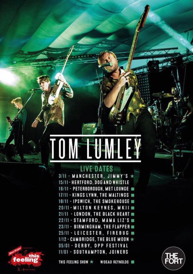 tom lumley tour
