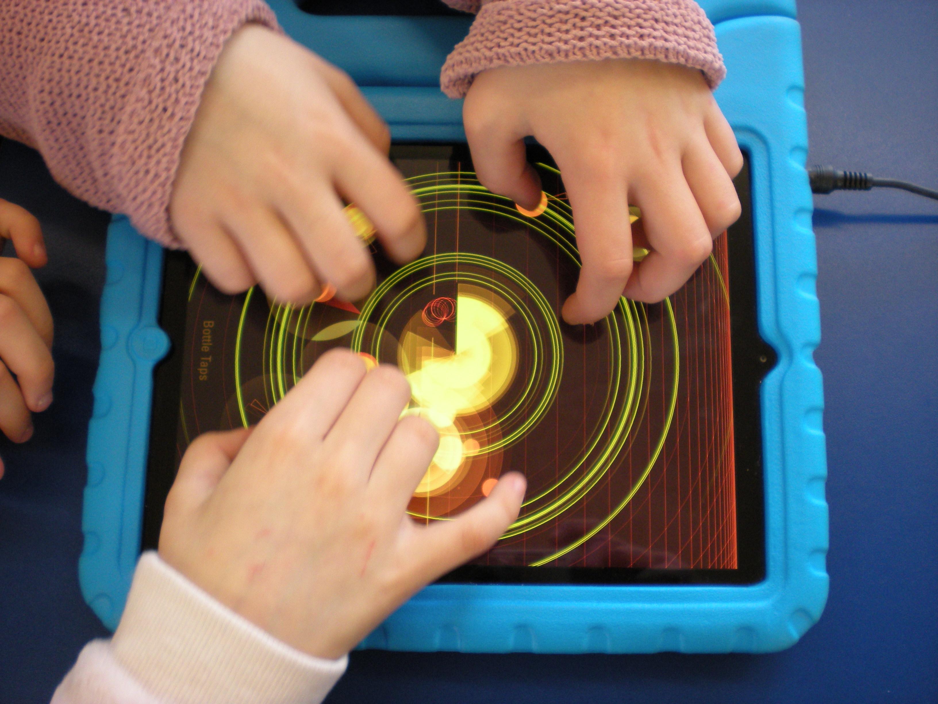 Musik ohne Instrumente – ein inklusives Appmusik-Projekt in der Grundschule