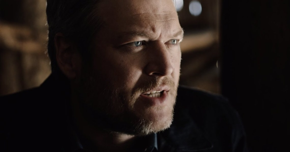 Blake Shelton - God's Country (Official Music Video)