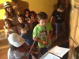 Ensayando la melodía - MusikalSol 2014