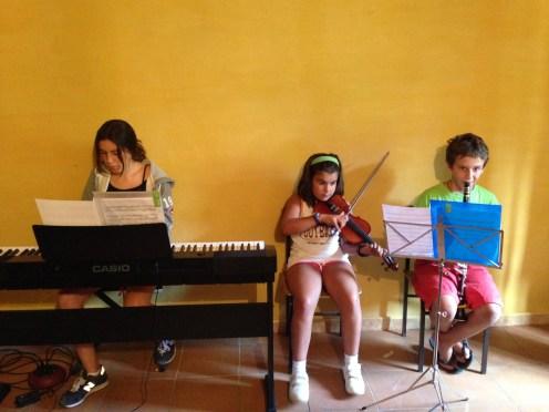 Trío - MusikalSol 2014