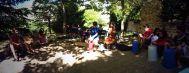 Ensayo en el jardín III - MusikalSol 2014
