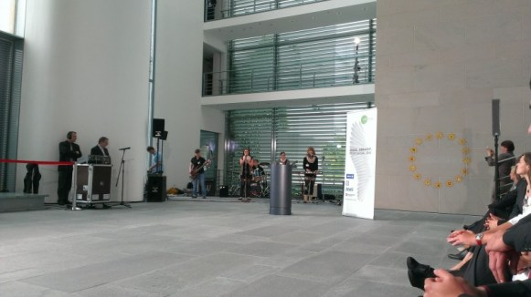 """Musik von """"BAFF"""" (Bands auf Festen Füßen) Preisträger 2012"""