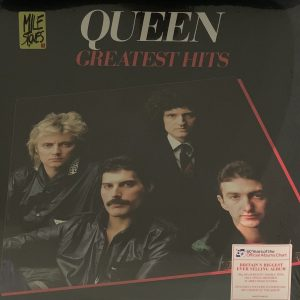 Queen - Greatest Hits Coverfoto