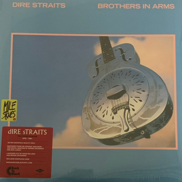 Dire Straits - Brothers in Arms Coverfoto