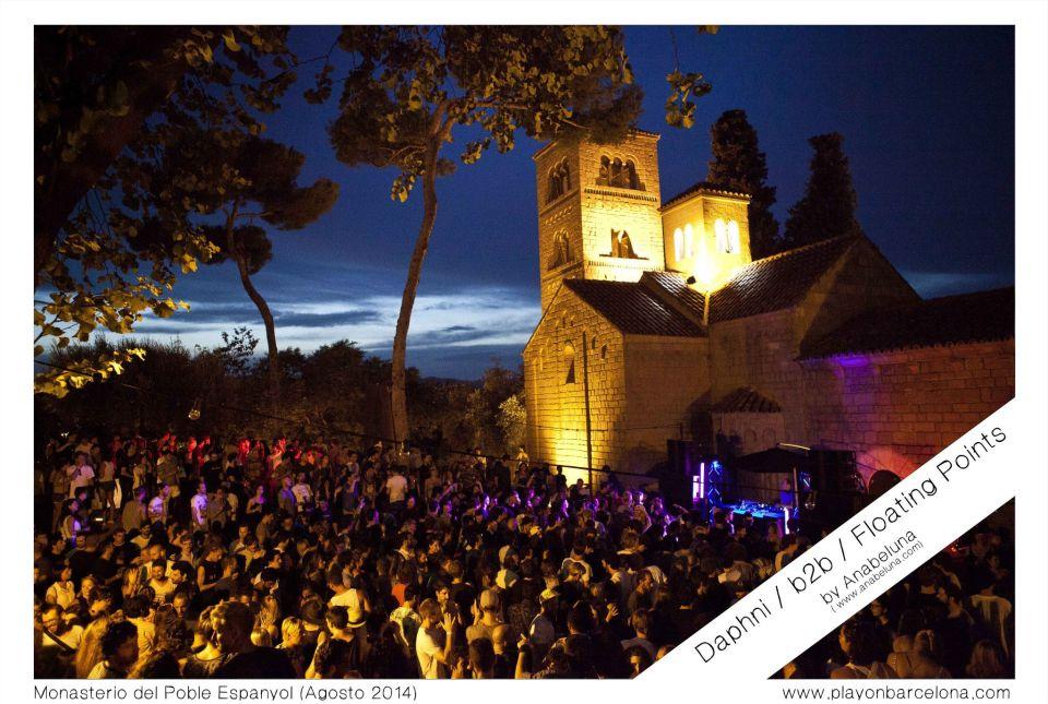 Monasterio del Poble Espanyol