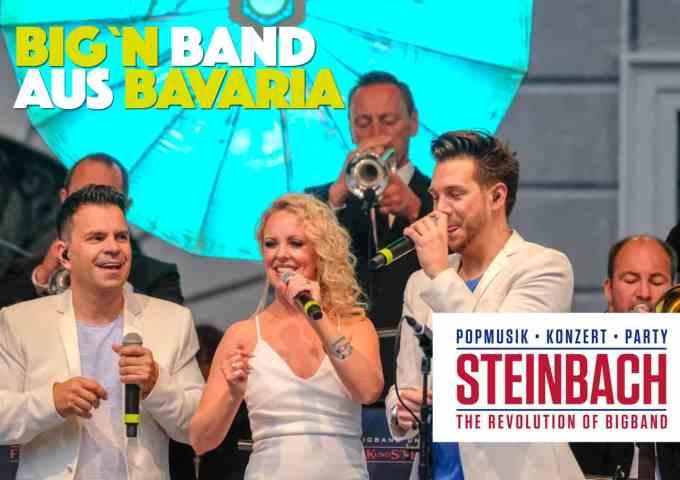Steinbach Bigband auf der Brassweek