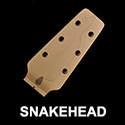 Stock Snakehead Necks