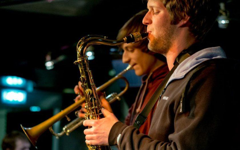 Orbit machen Jazz, noch mit weniger Echo. Foto: Hufner