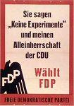 Keine Experimente: FDP