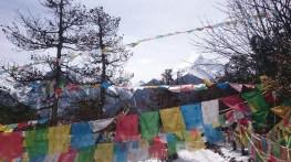 Yunnan, Meili xueshan, Yubeng, hiking, winter, Nanzheng col