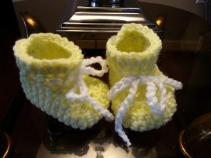 first ever booties