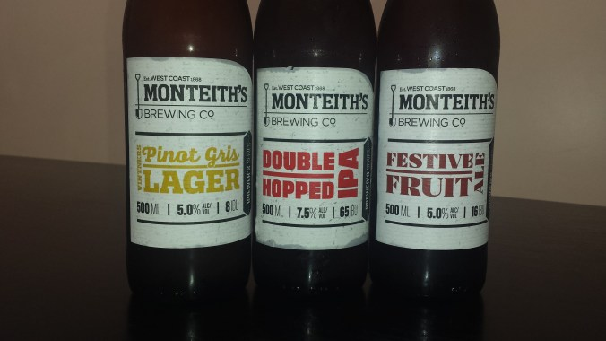 New Zealand Local Beers