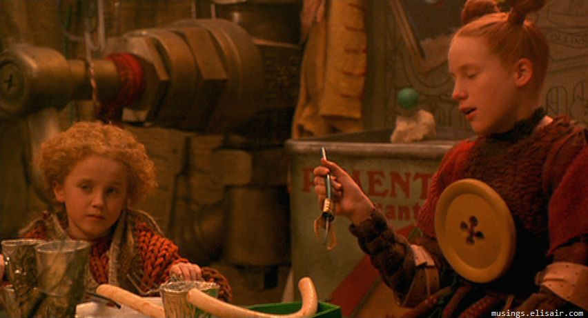 The Borrowers 1997  Musings From Us