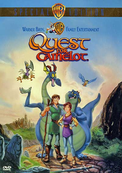 The Magic Sword Quest For Camelot Musings From Us