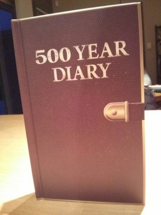 500 Year Diary