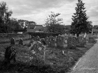 Main Graveyard. 17mm f/22 1/50s ISO500