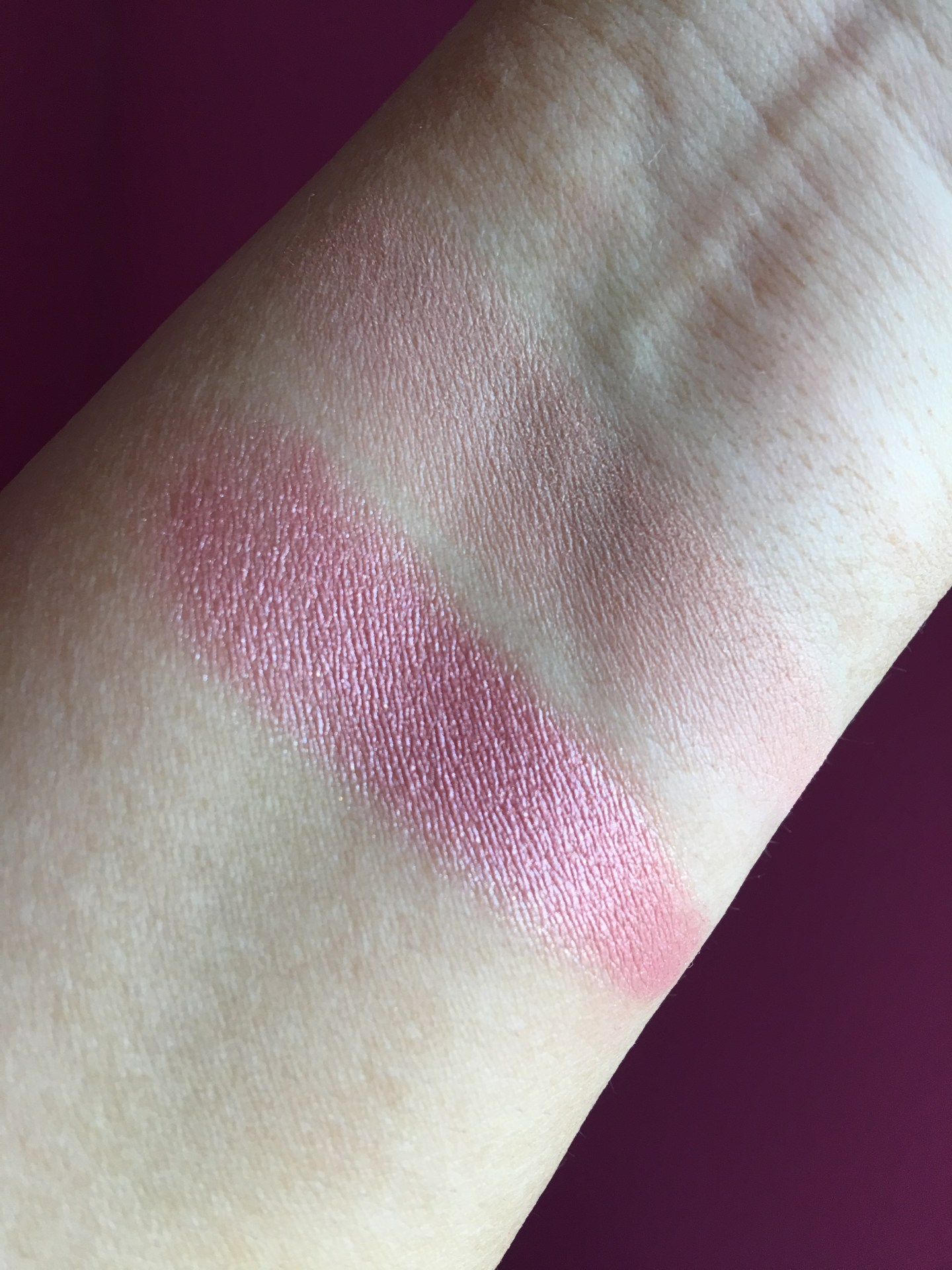 Kiko Baked Blush Swatch