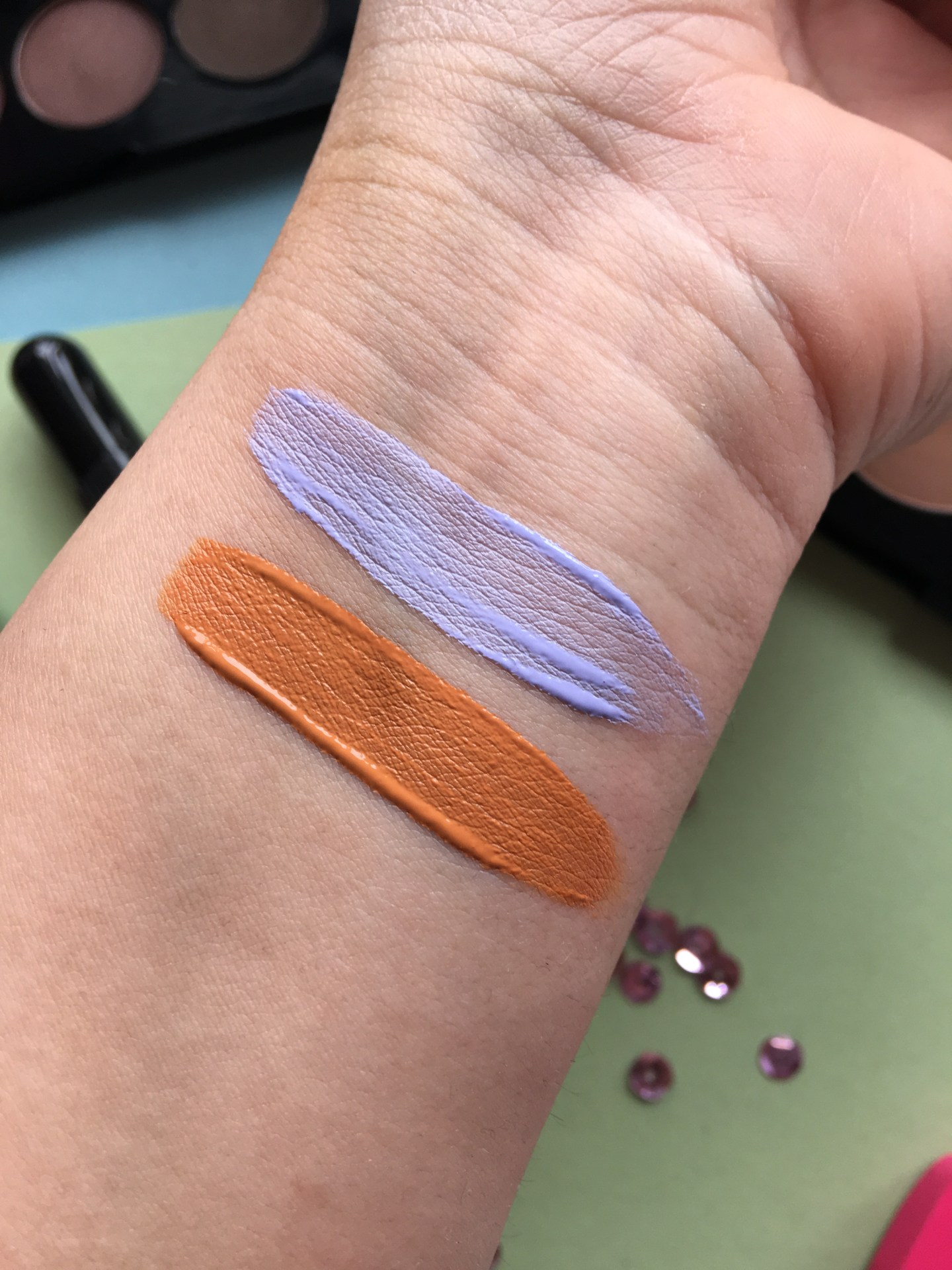 Nip+Fab CC Swatches
