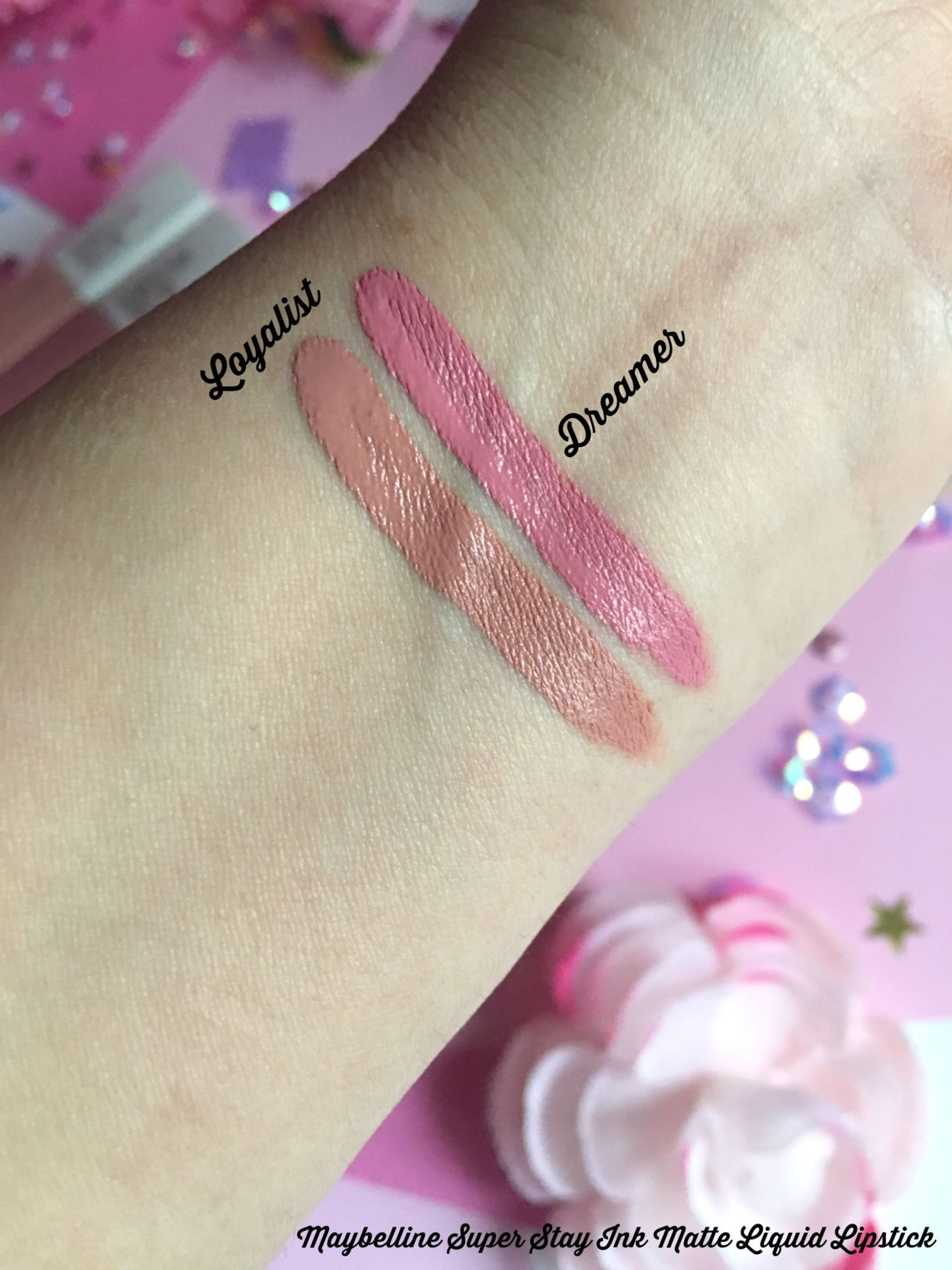 Maybelline Superstay Matte Ink Liquid Lipstick Musings Of A Makeup Super Stay 8