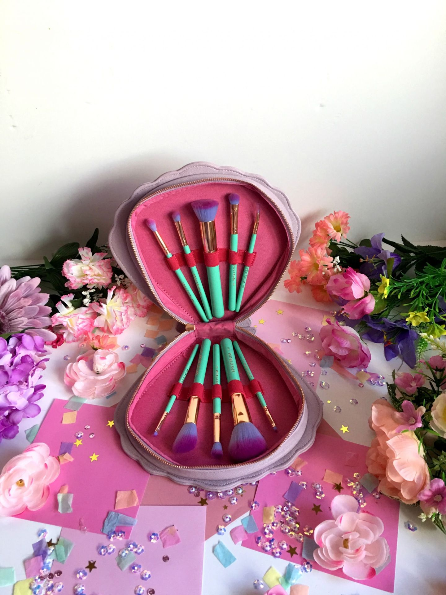 Spectrum Glam Clam Brushes (12)