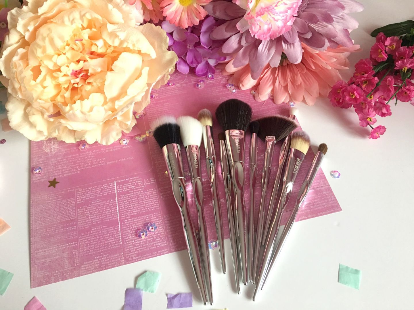 Beau Bell Brushes (10)