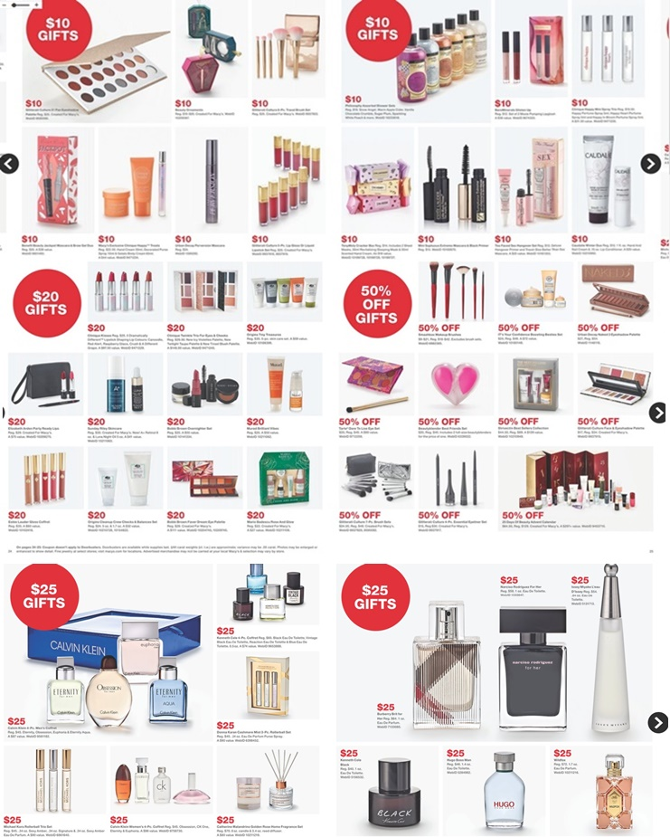 Sephora Black Friday 2019 : sephora, black, friday, Macy's, Black, Friday, Beauty, Makeup, Deals, Musings