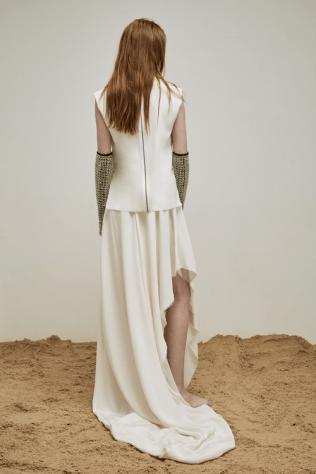 yousef-akbar-white-drape-skirt-top-back